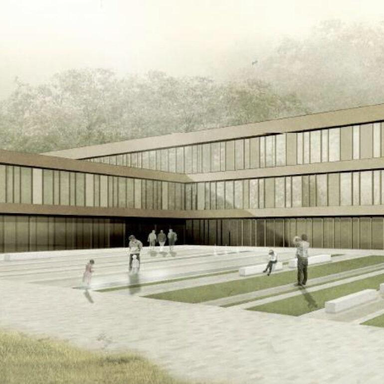 Neubau Rechenzentrum und Verwaltung für den Deutschen Wetterdienst ( DWD )